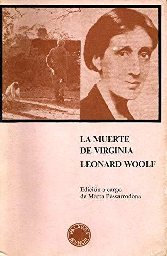 9788426429445: La muerte de Virginia