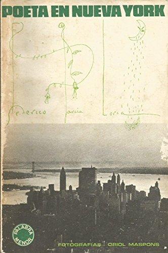 POETA EN NUEVA YORK: LORCA, FEDERICO GARCIA
