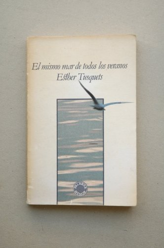 9788426429506: El mismo mar de todos los veranos (Palabra menor ; 50) (Spanish Edition)