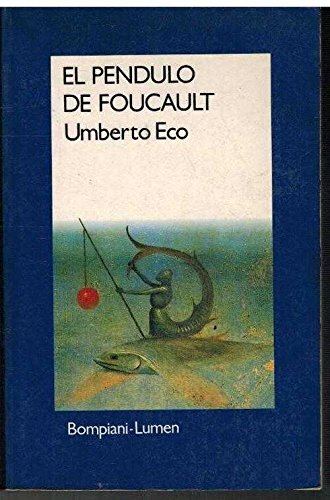 9788426429872: El pendulo de foucault
