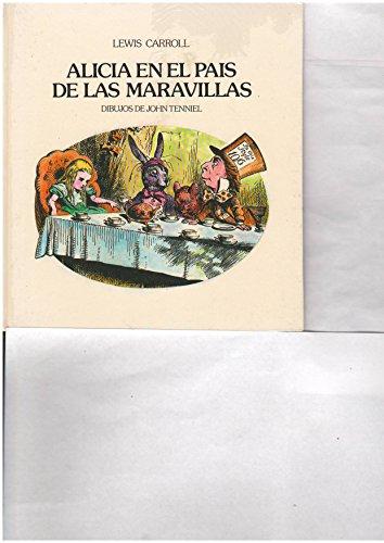 9788426430427: ALICIA EN EL PAÍS DE LAS MARAVILLAS