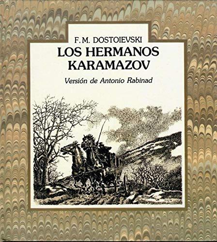 9788426432155: Los Hermanos Karamazov (Spanish Edition)