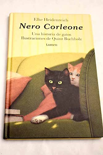 9788426437198: Nero Corleone (Spanish Edition)