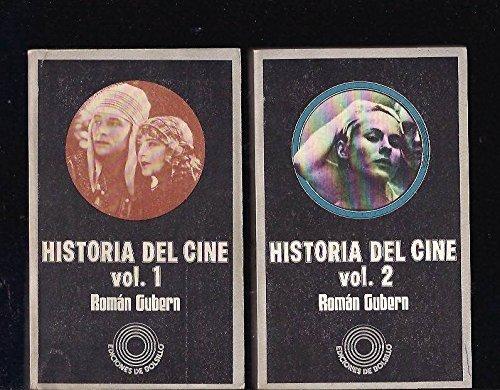 Historia Del Cine (2-volumes) (Obra Completa): Roman Gubern