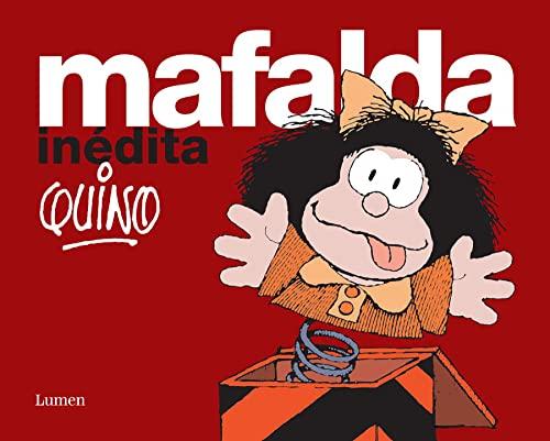 9788426445414: Mafalda inédita (LUMEN GRÁFICA)