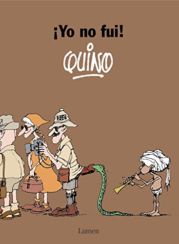 Yo no fui!, - Quino
