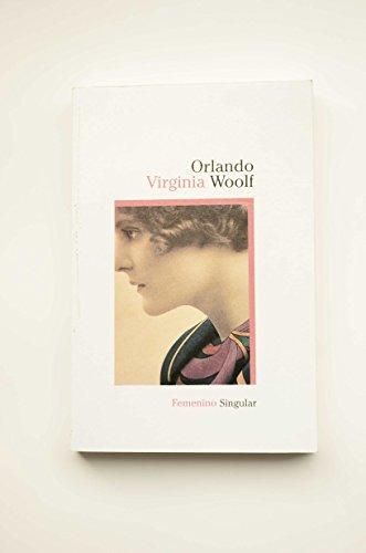 9788426449122: Orlando: una biografía