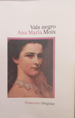 9788426449153: Vals negro (Femenino singular) (Spanish Edition)