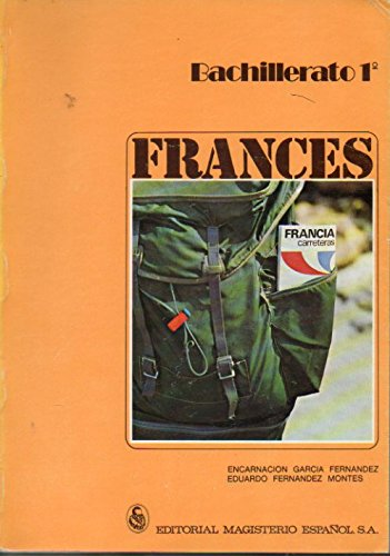 9788426515049: FRANCÉS. Primer Curso de Bachillerato.