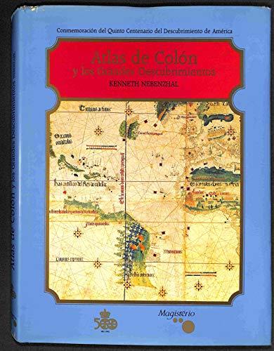 9788426539151: Atlas de Colon y Los Grandes Descubrimientos