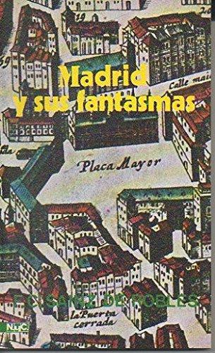 9788426571663: MADRID Y SUS FANTASMAS.