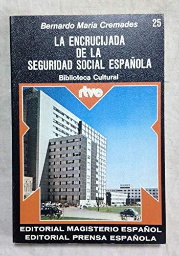 9788426580160: Encrucijada de la Seguridad Social espa±ola, la