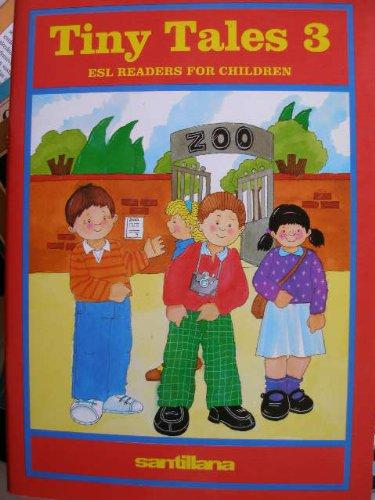 TINY TALES 3 ESL READERS FOR CHILDREN: ANTONIO RAMOS