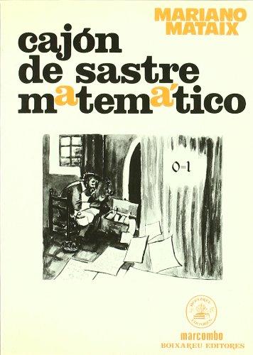 9788426702210: Cajon de Sastre Matematico (Spanish Edition)