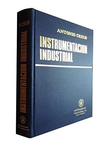 Instrumentación industrial,: Creus Solé, Antonio
