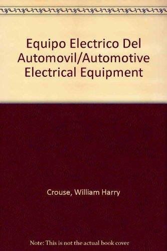 9788426703750: Equipo eléctrico del automóvil