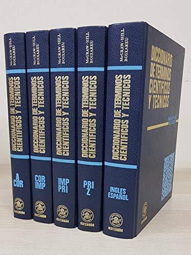 9788426704177: 0iccionario de terminos cientificos y tecnicos. 5 volumenes