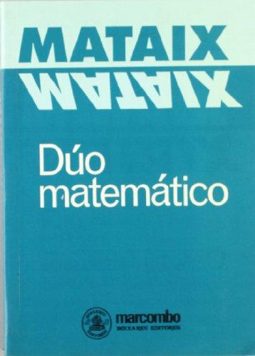 9788426710055: Dúo Matemático (ACCESO RÁPIDO)