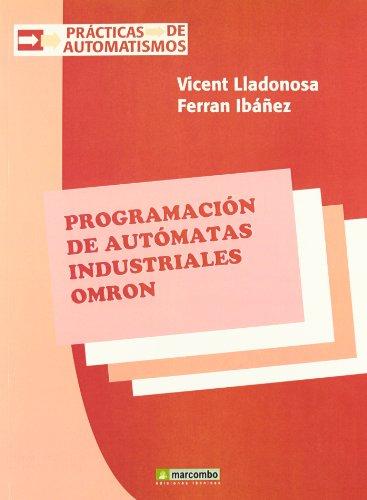 9788426710147: Programacion de Automatas Industriales Omron (Spanish Edition)