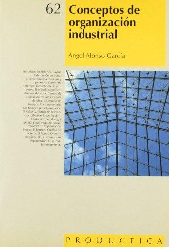 9788426711397: Conceptos de Organizacion Industrial 62 (Spanish Edition)