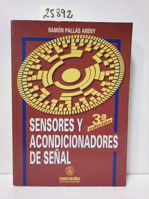 9788426711717: Sensores y Acondicionadores de Senal - 3b: Ed. (Spanish Edition)
