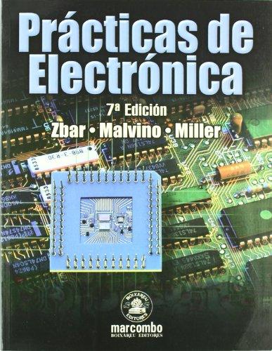 Prácticas de electrónica (Paperback): Albert Paul Malvino,