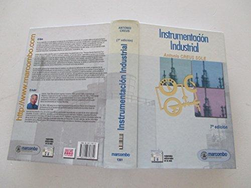 9788426713612: Instrumentación industrial