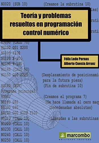9788426713827: Teoría Y Problemas Resueltos En Programación Control Numérico