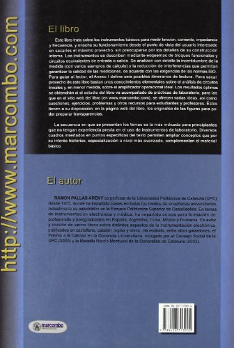 Instrumentos electrónicos básicos: Ramón Pallás Areny