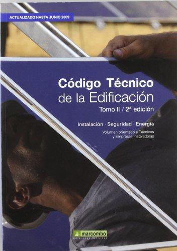 Código Técnico de la Edificación Vol. II