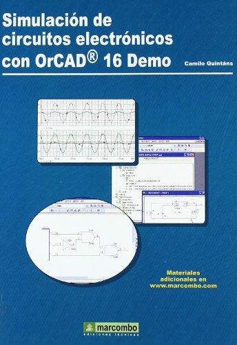 9788426714367: simulacion de circuitos electronicos con orcad 16 demo