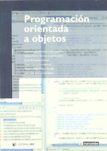 Programacion Orientada A Objetos - Joan Moreno