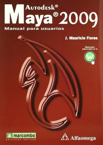 9788426714817: Autodesk Maya 2009- Manual para Usuarios