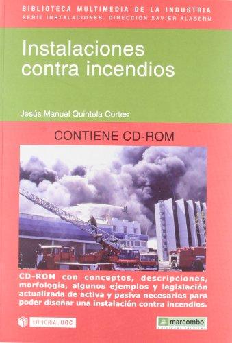 9788426714985: Instalaciones contra incendios / Installations Against Fire (Instalaciones / Installations) (Spanish Edition)