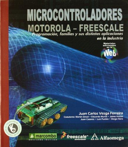 9788426715166: Microcontroladores Motrola-Freescale