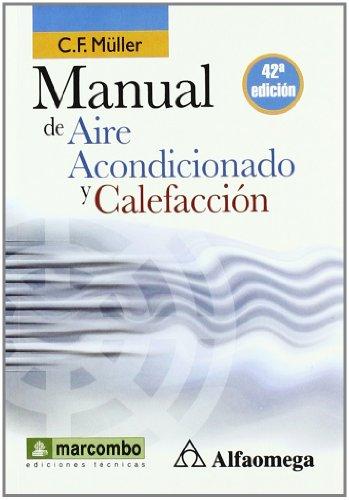 9788426715562: Manual de aire acondicionado y calefaccion