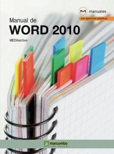 9788426717306: Manual de Word 2010
