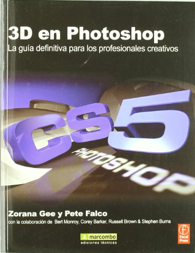 9788426717573: 3D en Photoshop: La guía definitiva para los profesionales creativos