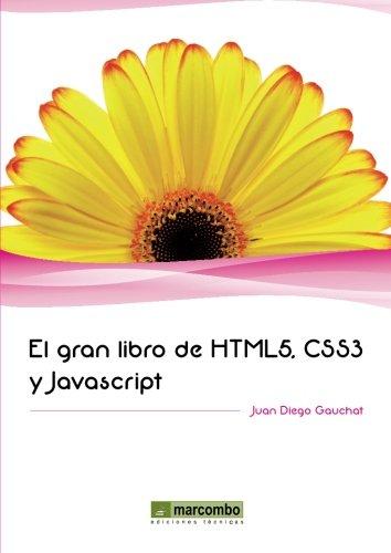 9788426717702: El gran libro de HTML5, CSS3 y Javascript