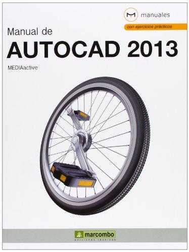 9788426718983: Manual de AutoCAD 2013