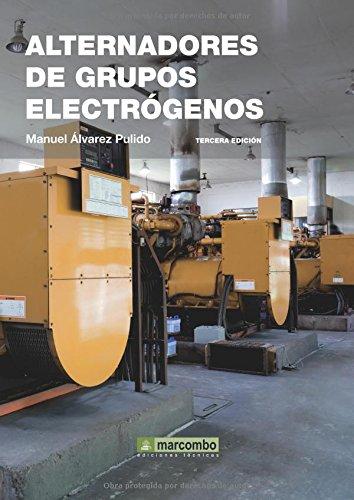 9788426720603: Alternadores de grupos electrógenos