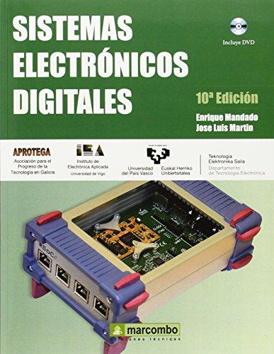 9788426721983: SISTEMAS ELECTRONICOS DIGITALES 10 ED [Paperback] MANDADO