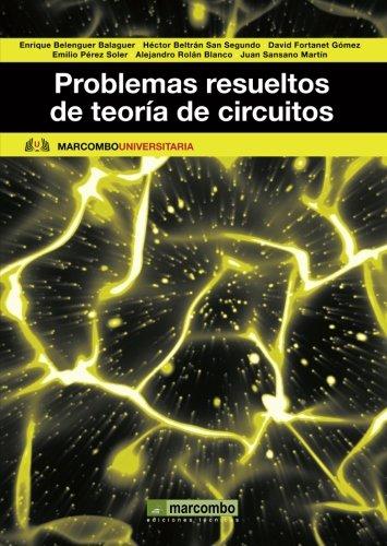 9788426722423: Problemas resueltos de teoría de circuitos: 1 (BOIXAREU UNIVERSITARIA)