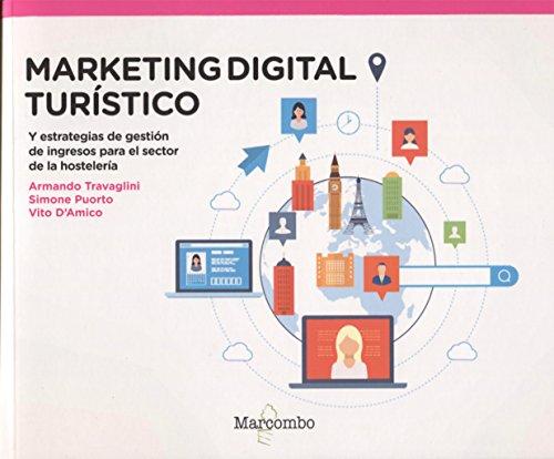 9788426723741: Marketing digital turístico: y estrategias de revenue management para el sector de la hostelería