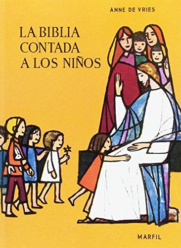 9788426804853: Biblia contada a los niños, la