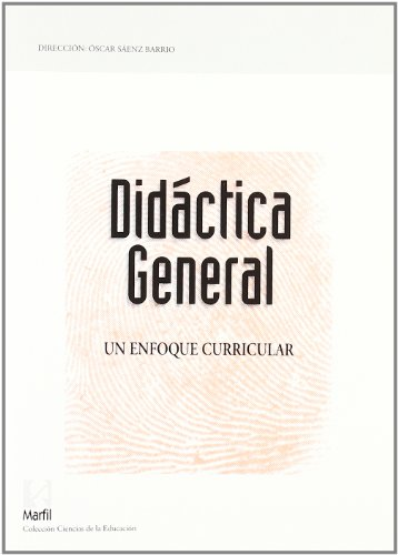 9788426808196: Didactica general - un enfoque curricular (Ciencias De La Educacion)