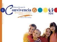 9788426812988: Educación para la convivencia - 6 (Educación Primaria) - 9788426812988