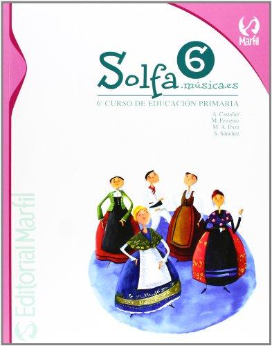 9788426813121: Solfa música 6º primaria (Educación Primaria) - 9788426813121