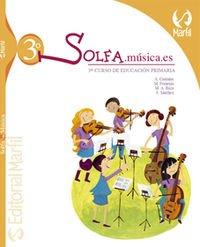 9788426813145: Solfa música 3r primària valencià (Educación Primaria) - 9788426813145