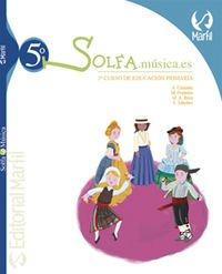 9788426813206: Solfa música 5é primària valencià (Educación Primaria) - 9788426813206